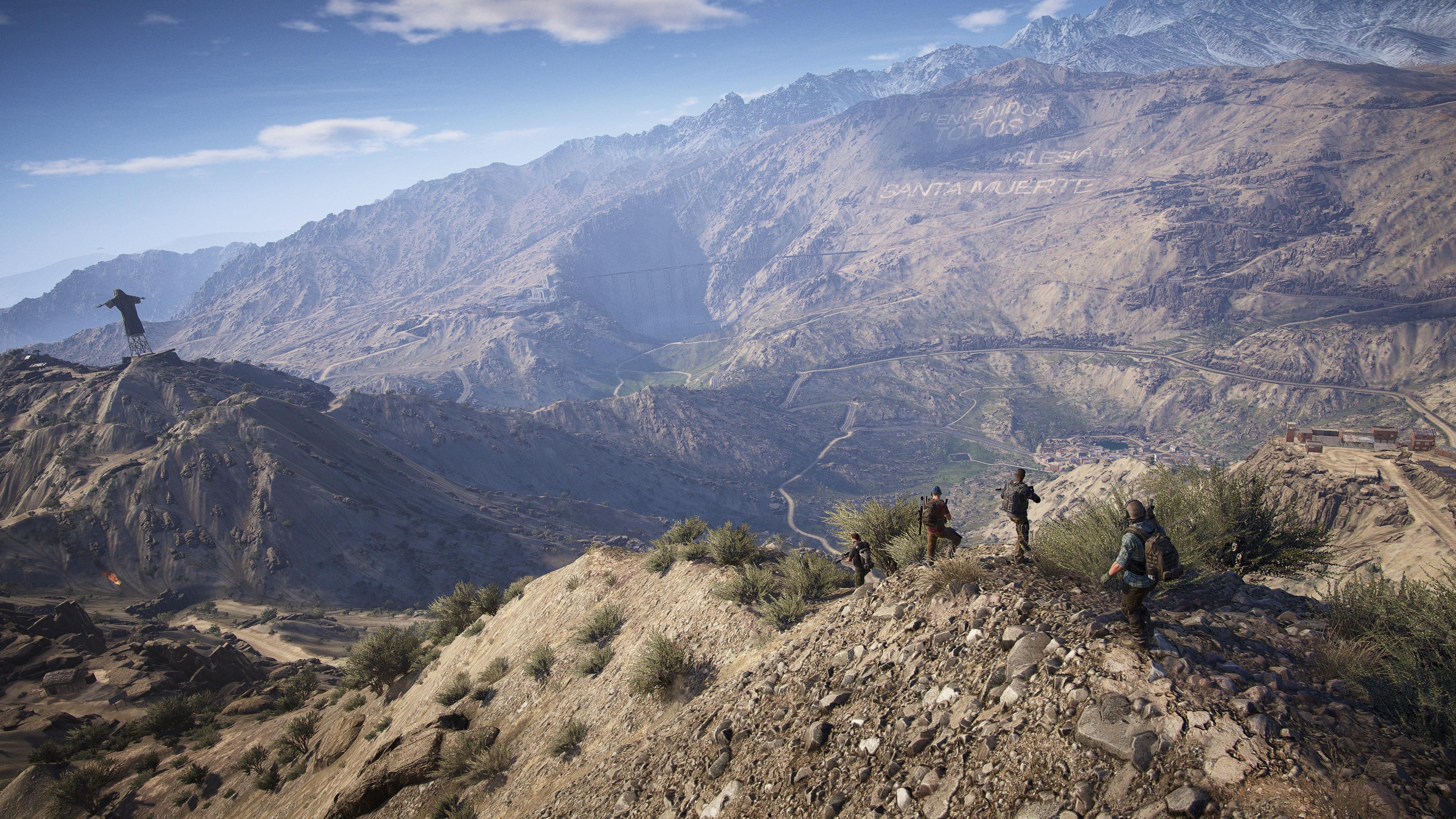 Ubisoft har gjort en god jobb med Wildlands-kartet, føler vi.