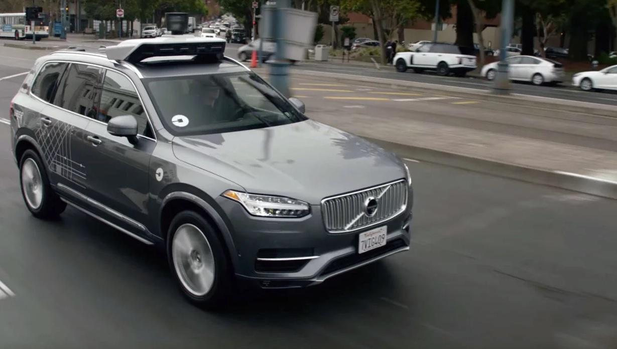 Uber knaller til støtt og stadig. Selskapets selvkjørende biler ble kastet ut av San Francisco