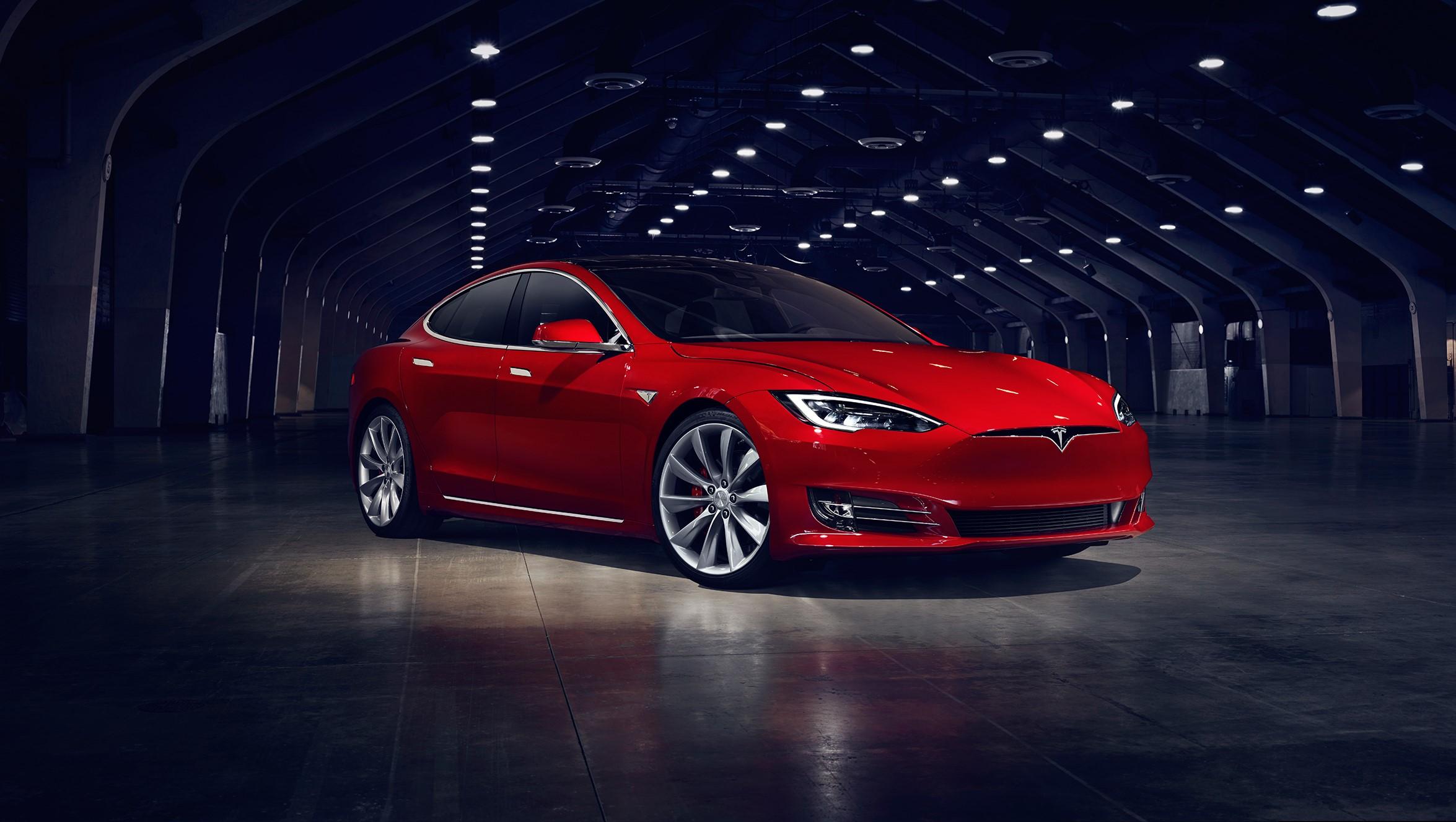 Tesla Model S med 60 kWh-batteripakke utgår.