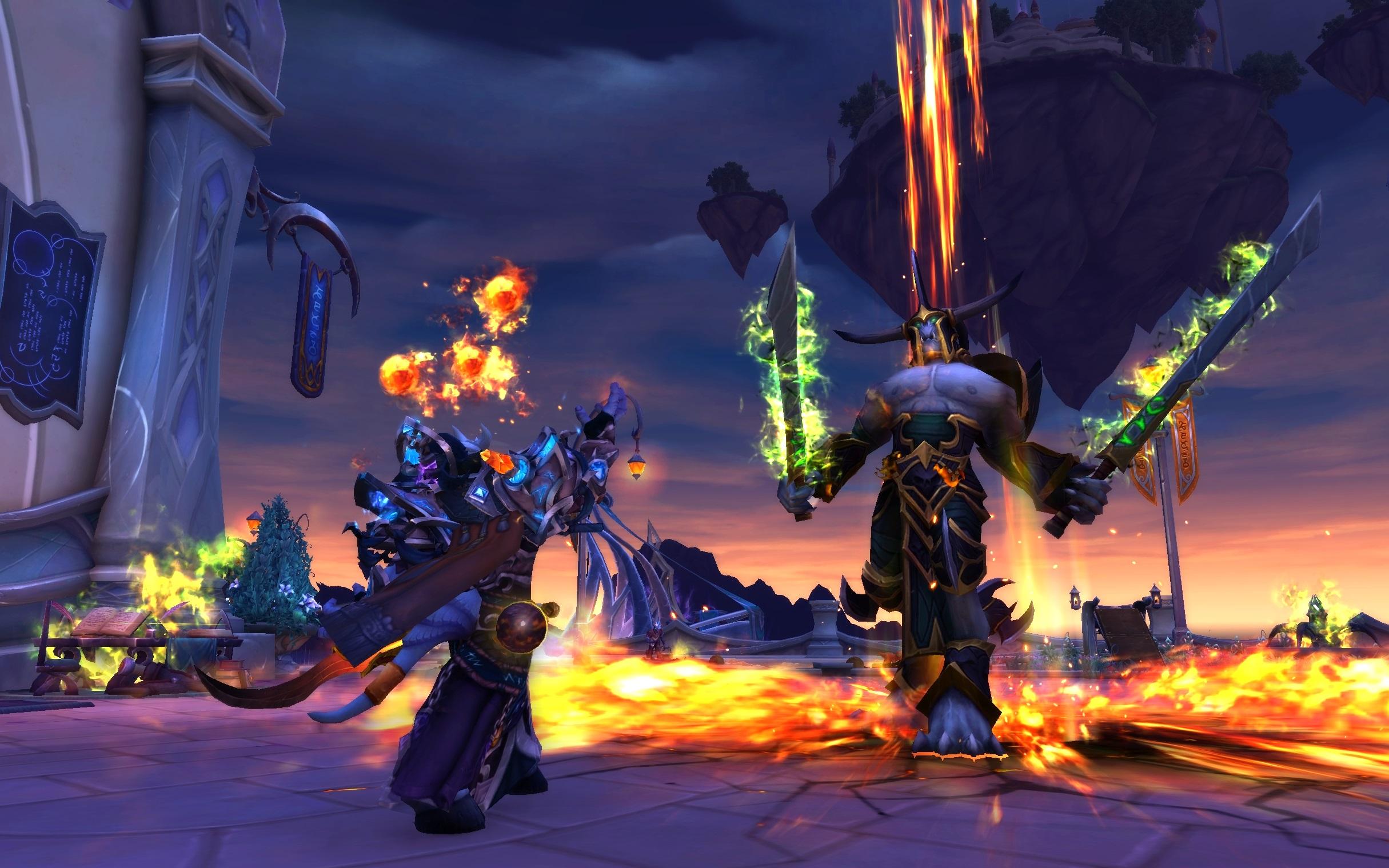 Bossland selger blant annet jukse-bot til World of Warcraft.
