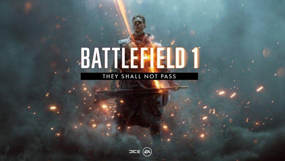 DLC-en til Battlefield 1 inneholder et helt nytt spillmodus, ny klasse, våpen og fire nye kart samt to Operations-spill.
