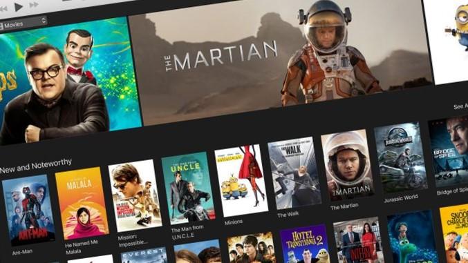 Nå kan du leie iTunes-filmer på én enhet og se de på en annen.