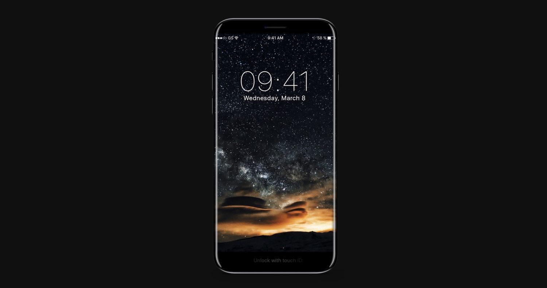 Hva syns du om dette iPhone-konseptet?