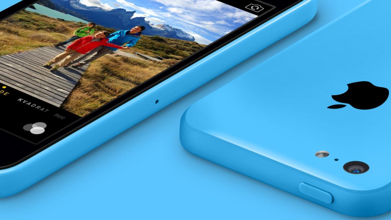 En iPhone 5c stod i søkelyset i FBiOS-saken.