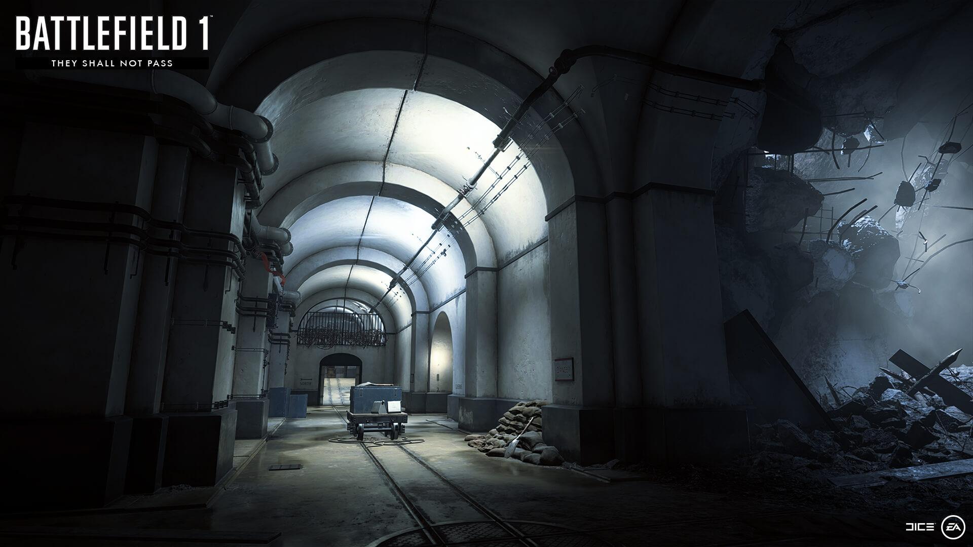 Om i underkant to uker kan Premium-spillere laste ned og spille den første DLC-en til Battlefield 1.