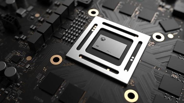 Mye tyder på at Xbox Scorpio blir et virkelig spillbeist.