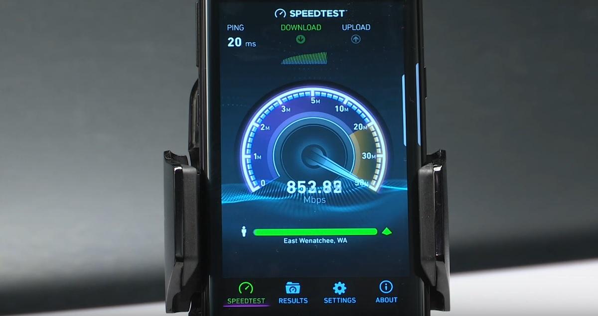 GB LTE er på vei, det samme er LTE-U i USA. Begge standarder er støttet av S8 - nå er det opp til operatørene.