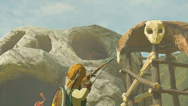 Utviklerne har kommet godt på vei i sitt arbeide med å få Zelda: Breath of the Wild til PC.