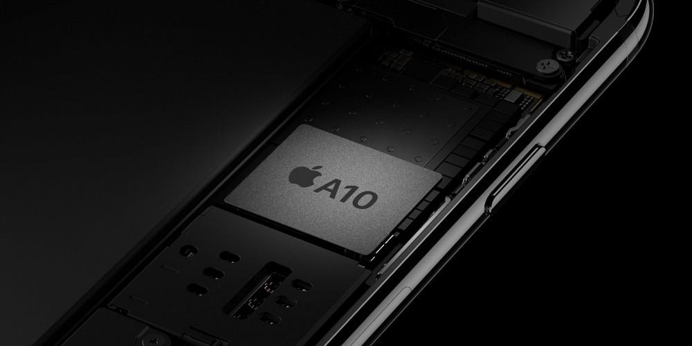 Apple designer allerede A10-brikkesettet.