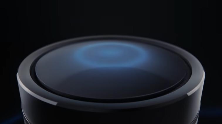 Harman/Kardon-høyttaleren med Cortana blir hetende Invoke, og får innebygd Skype-funksjon.