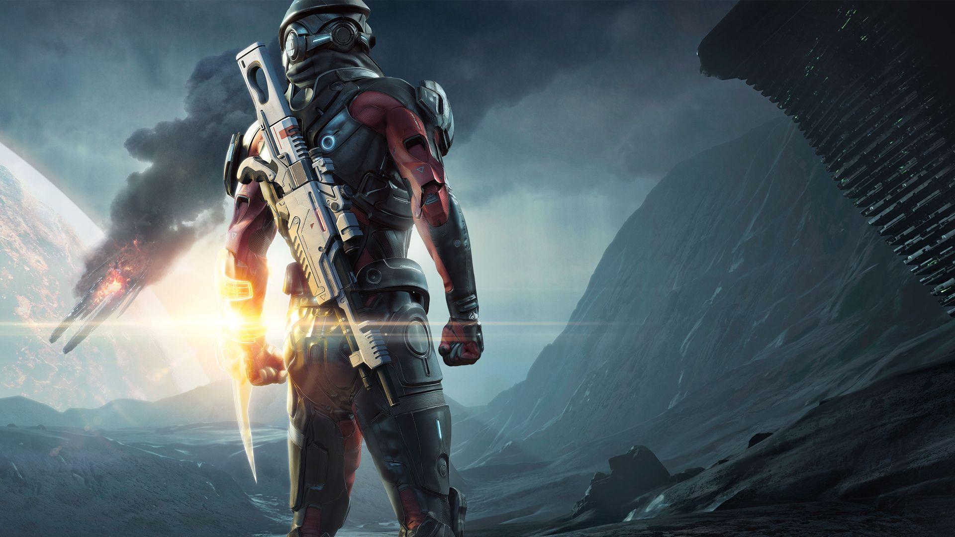 Mass Effect Andromeda får sin første store oppdatering på torsdag.