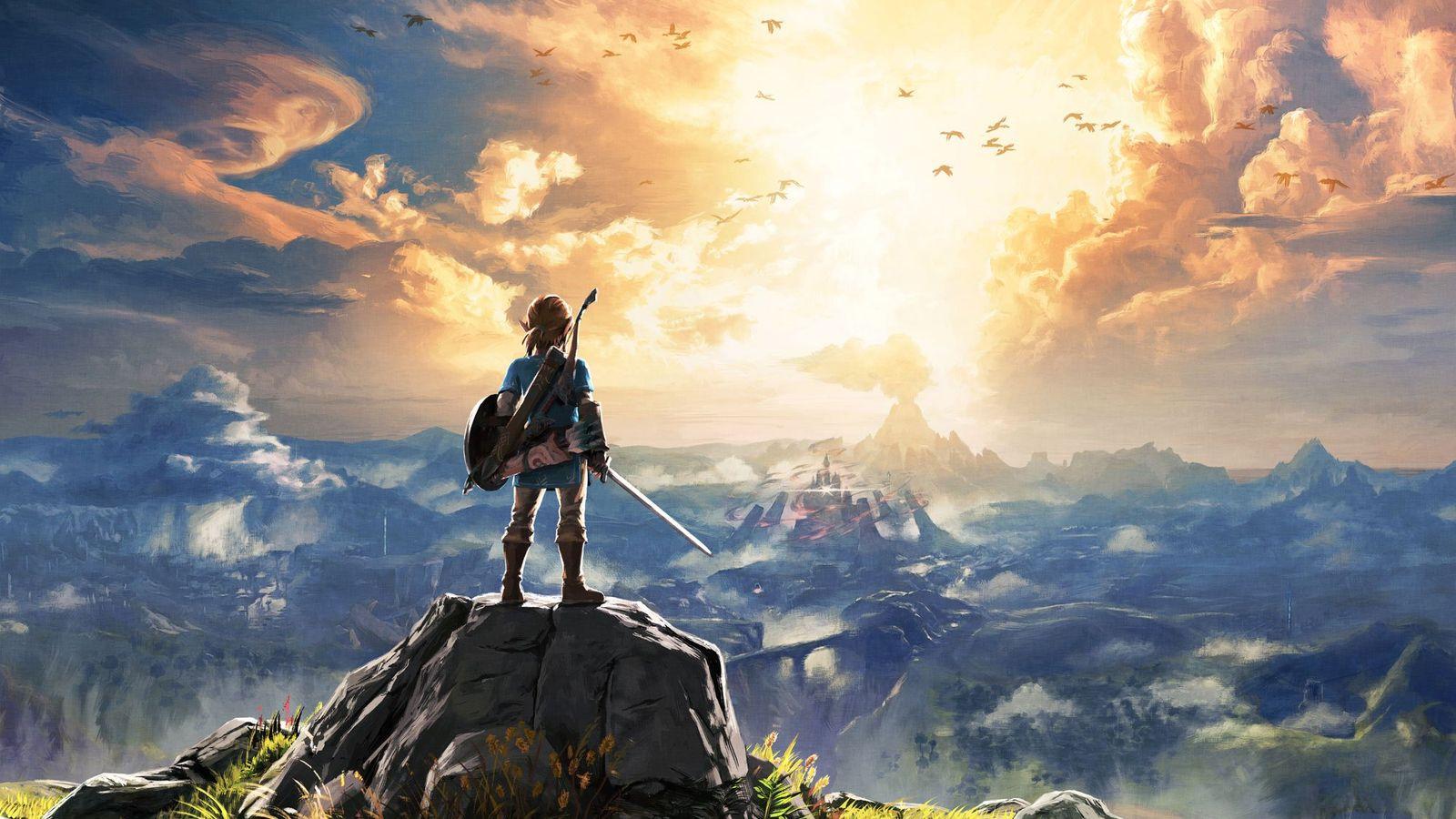 Så lang tid brukte han på å fullføre nye Zelda 100 prosent.