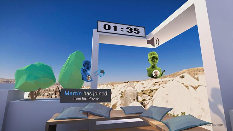 BreachVR jobber med VR plattformstøtte.