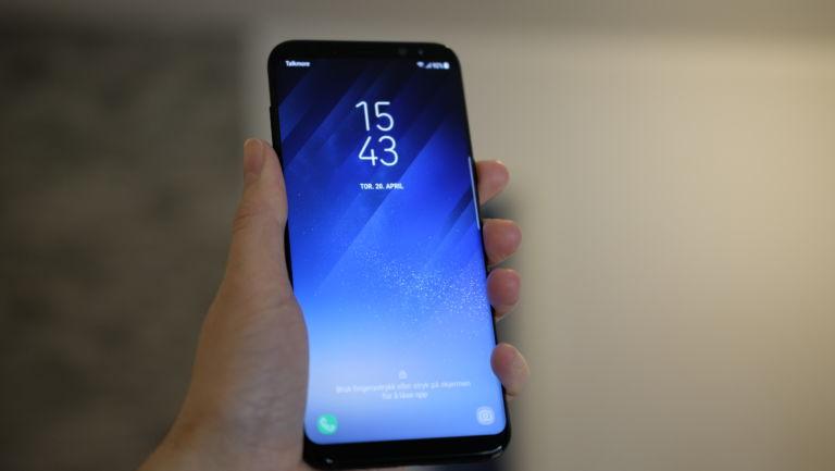 Slik sørger du for at appene dine utnytter hele Galaxy S8-skjermen.