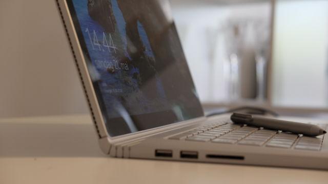Microsoft føler ikke at USB-C-serien er klar for Surface.