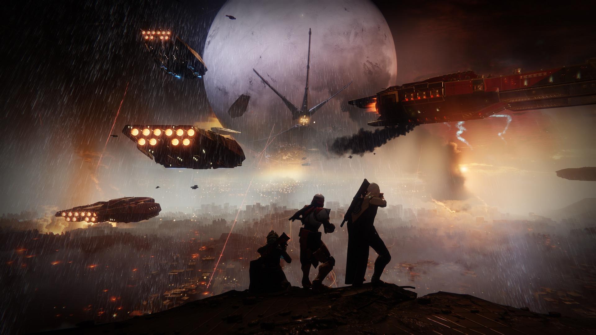 Destiny 2 kommer til PC.
