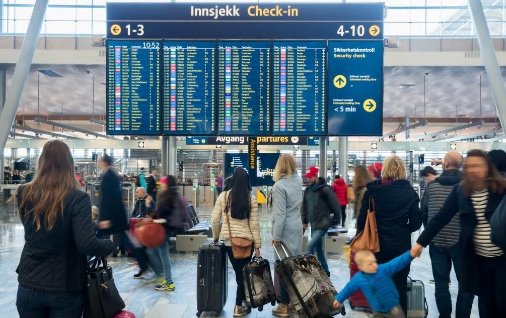 igjen vurderes det et laptop-forbud for flyvninger til USA.