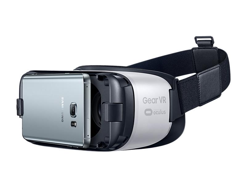 Gear VR er utviklet i samarbeid med Oculus.