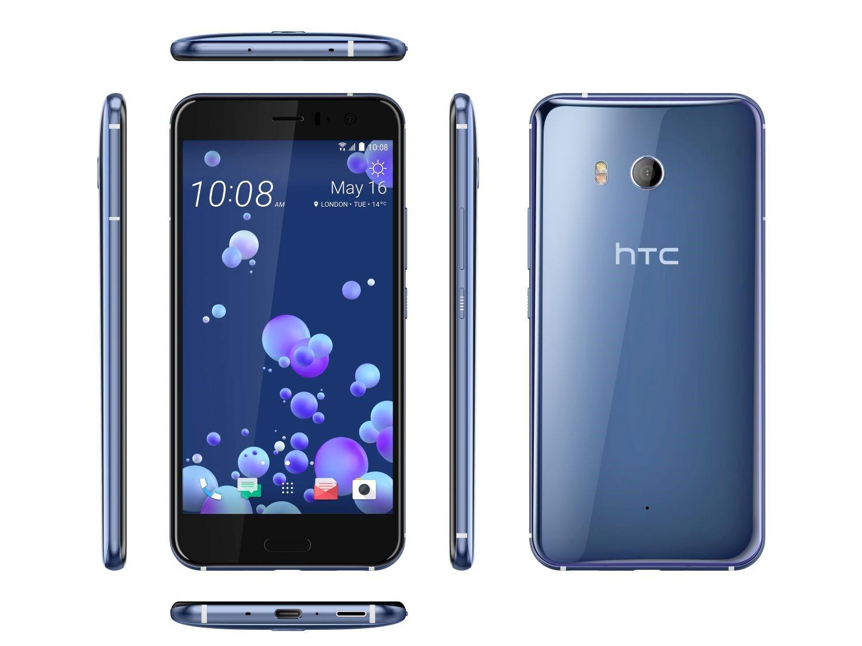 HTC U 11 er offisiell.