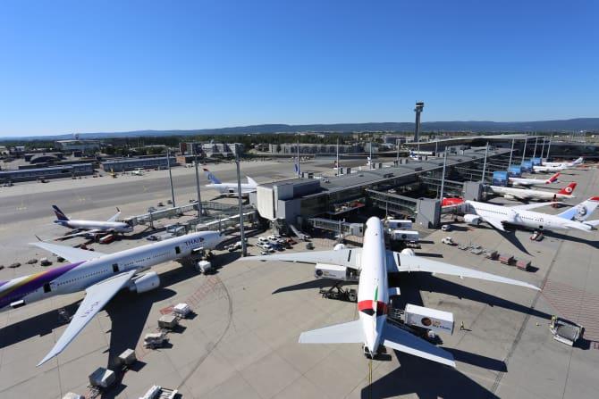 Forbudet mot større elektronikk i håndbagasjen på flyvninger til USA, blir ikke utvidet til Europa.