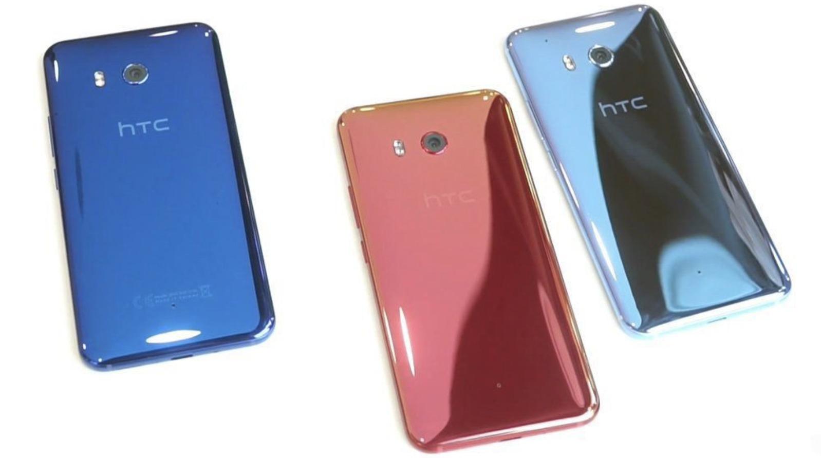 Dette er HTC U 11.