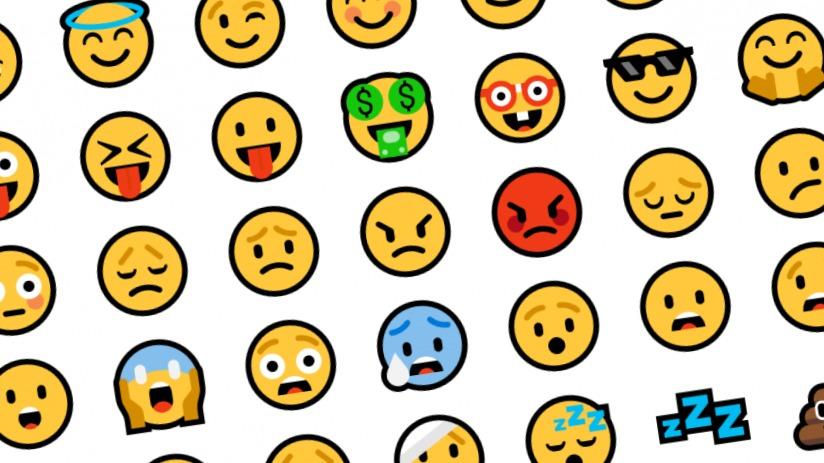 Fremover vil smilefjes vises korrekt i Outlook og hos e-postmottakerne.