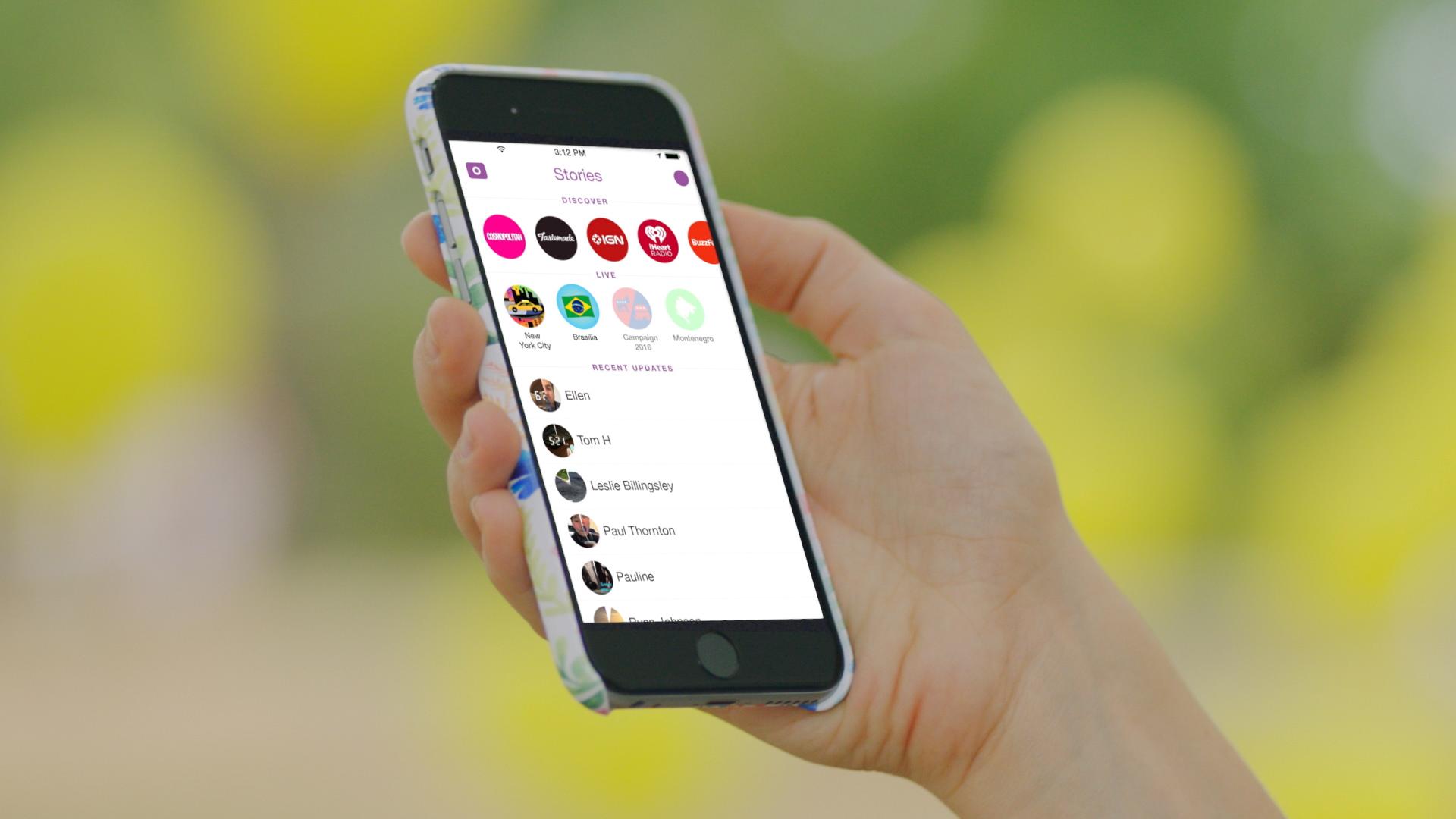 Snapchat tapte milliarder i årets første kvartal.