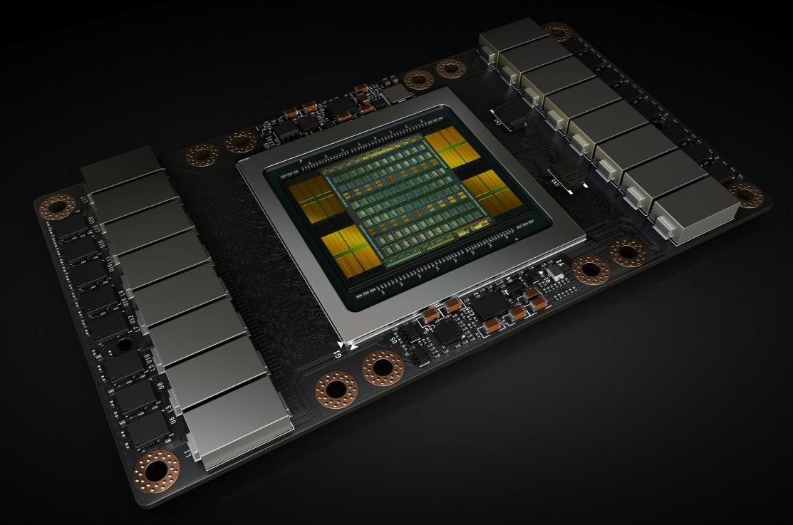 Nvidia avduker arkitekturen Volta.