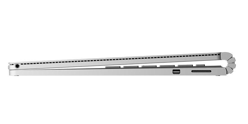 Surface Book uten Performance Base.