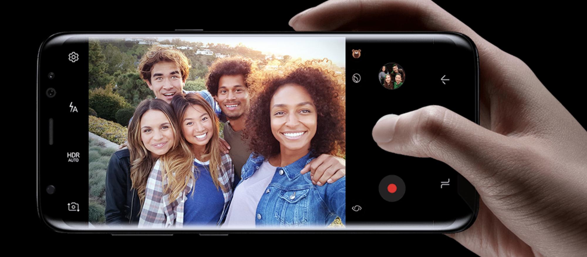 Note 8 får mye bedre kameraer enn Galaxy S8, hevder koreansk avis.