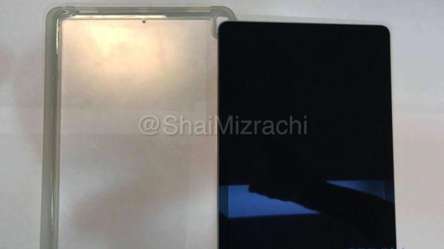 Dekselet til iPad Pro 10,5-tommer har plass til en 9,7-tommer med bare littegranne klaring, som vil si at modellene blir omtrent like store.