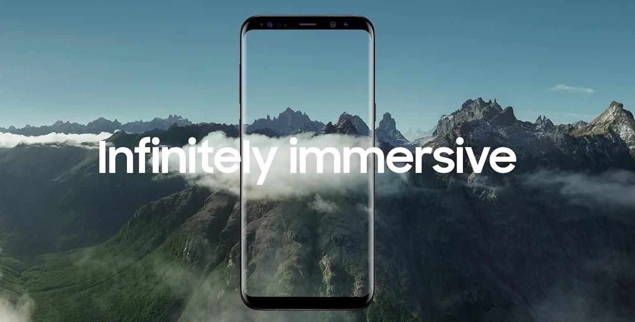 Det er overraskende lett å komme seg inn på en Galaxy S8 som er beskyttet med iris-scanner.