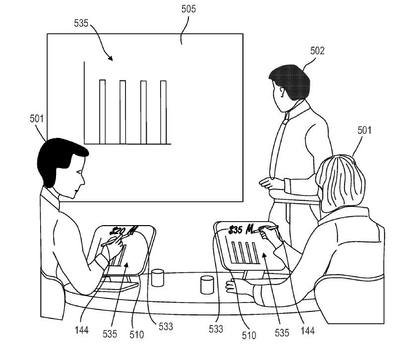 Et nytt patent kan gjøre det enda enklere å logge seg på Surface-maskiner, eller andre maskiner som bruker en aktiv penn.