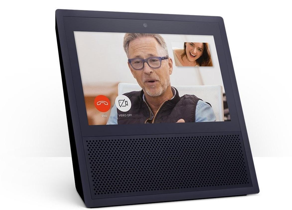 Echo Show er Amazons nye assistent med støtte for video-samtaler og kontroll av smarthjemmet.