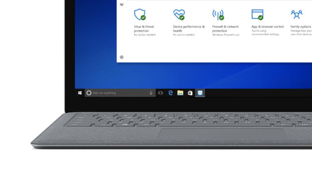 De som trenger hjelpefunksjonene i Windows får Windows 10 Pro gratis på en Windows 10 S-maskin.
