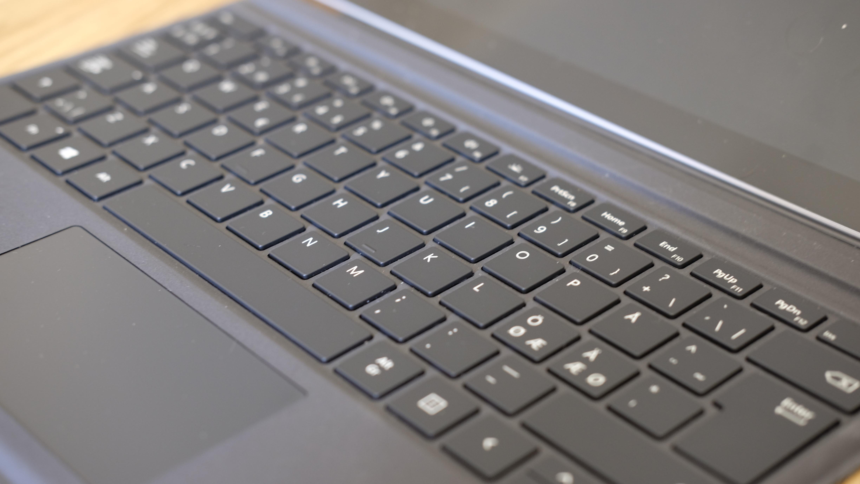Tastaturet blir bare bedre og bedre.
