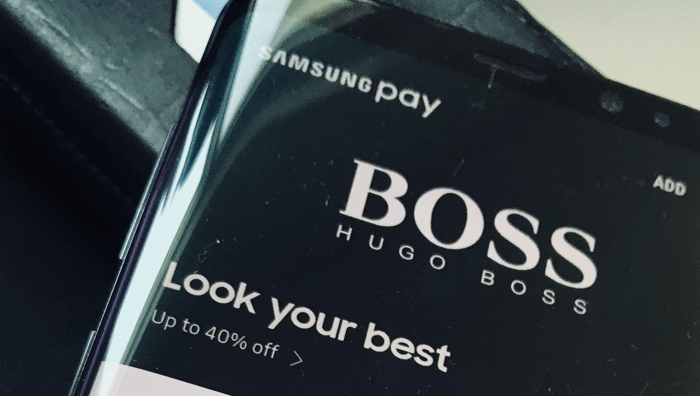 Samsung Pay er mye bedre enn Apple Pay fordi alle butikker har førstnevnte, men få sistnevnte.