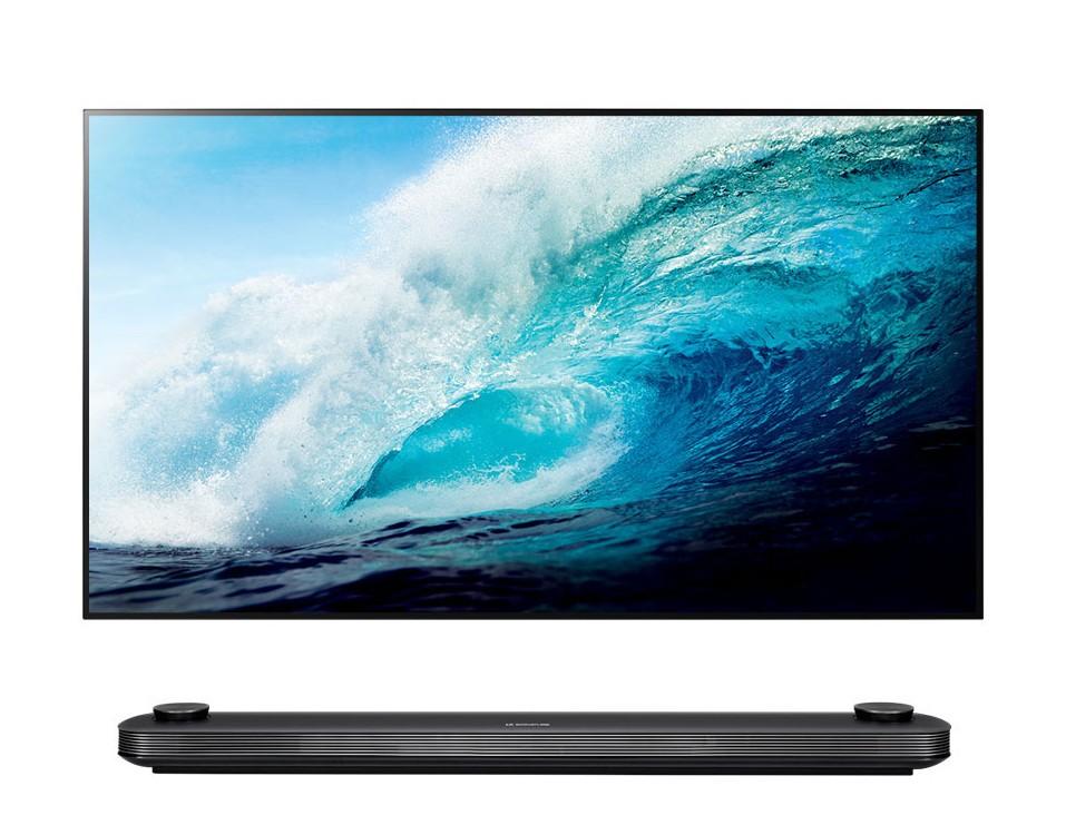 LGs OLED-TV er en av de heftigste på markedet. Nå kommer 77-tommeren.