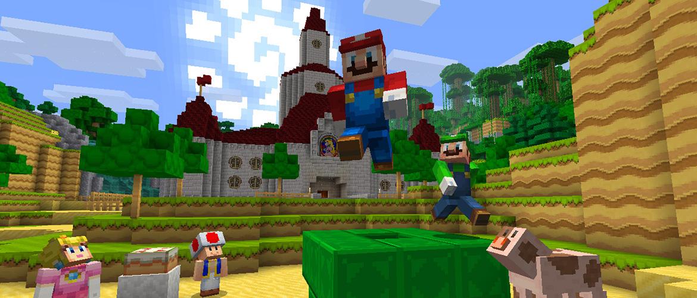 Snart kan du spille Minecraft mellom Xbox One, Switch og PC, men Sony er ikke med - foreløpig.