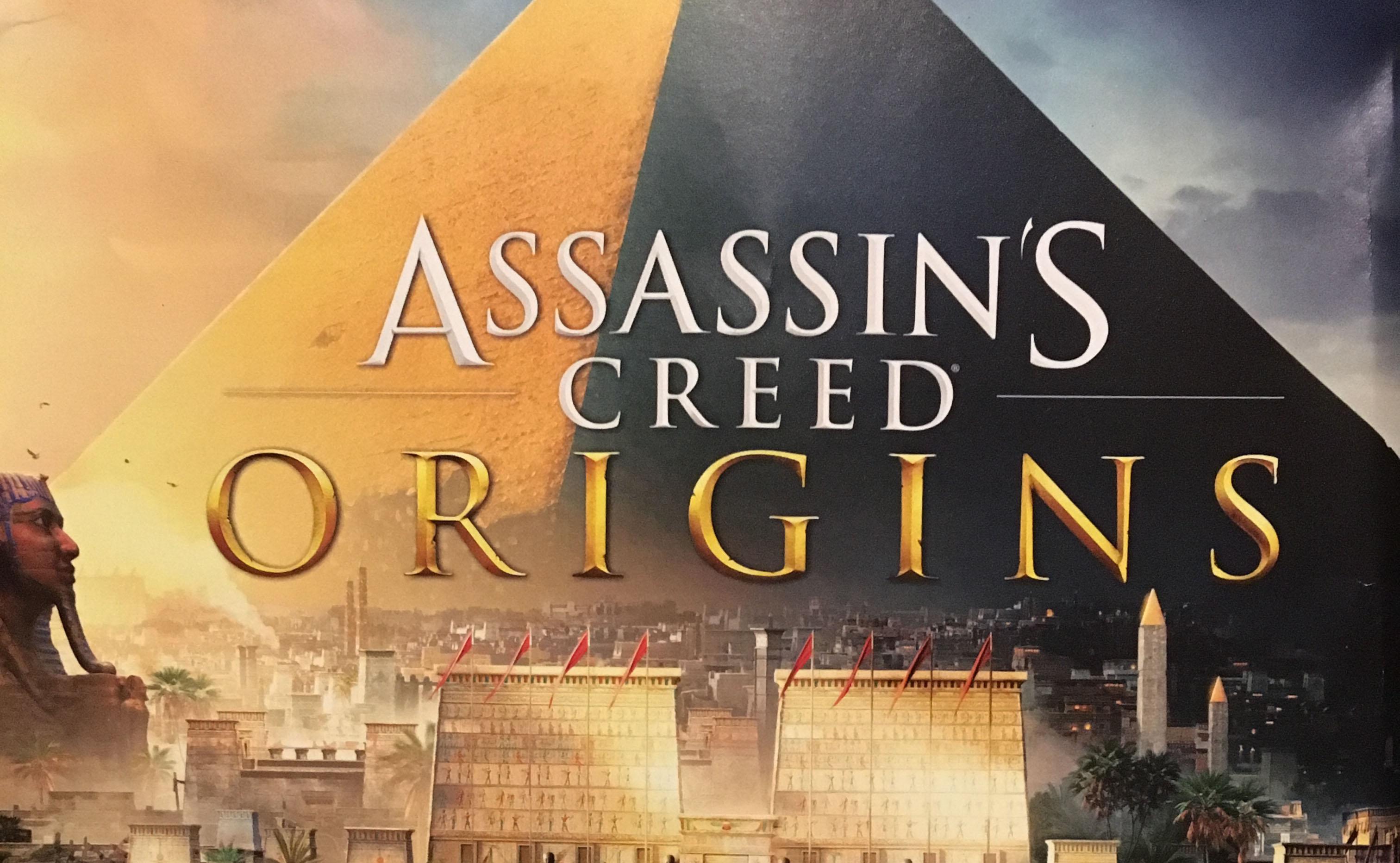Assassins Creed Origins blir satt til oldtidens Egypt, og kommer i oktober, i følge en lekket utgave av Game Informer.
