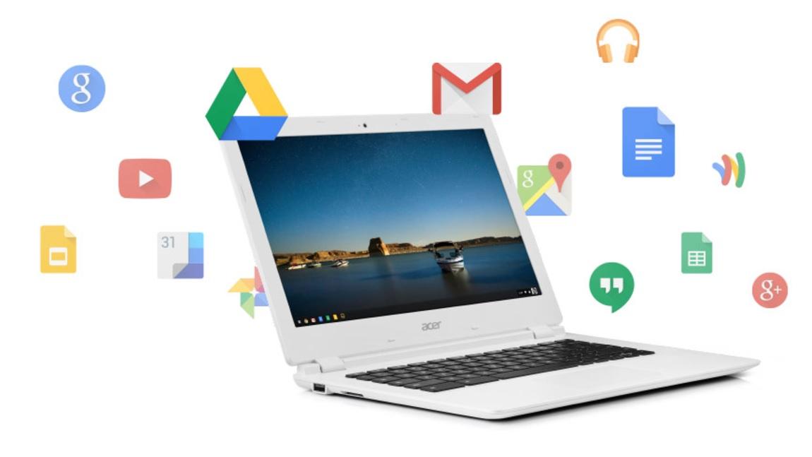 Google har visstnok gitt opp et OS-prosjekt, men jobber for lengst med et annet.