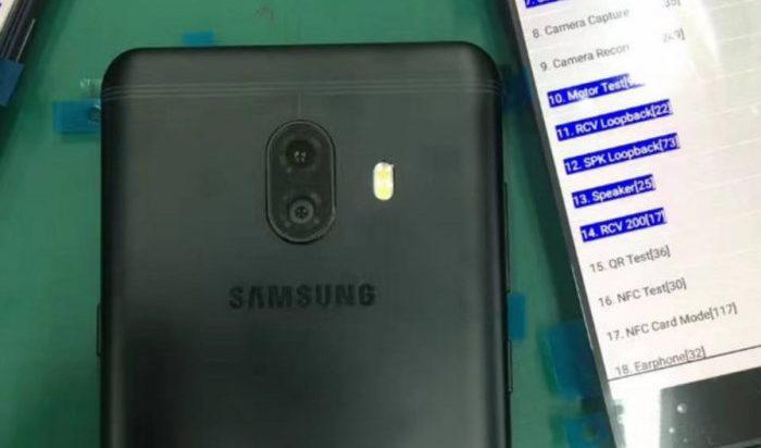C10 blir trolig Samsung første med tokamera-oppsett.