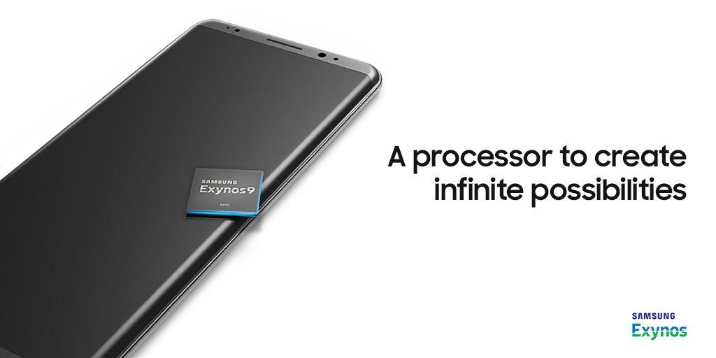 Samsung Exynos på Twitter la ut dette bildet.