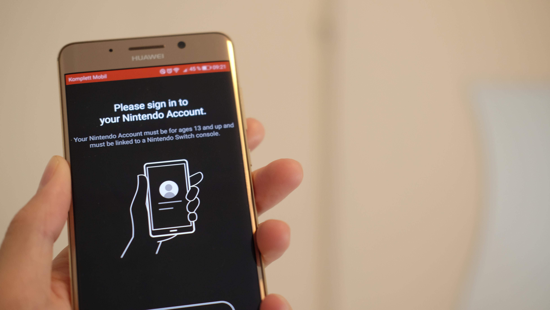 Switch Online-appen er tilgjengelig, men man får ikke brukt den til stort.