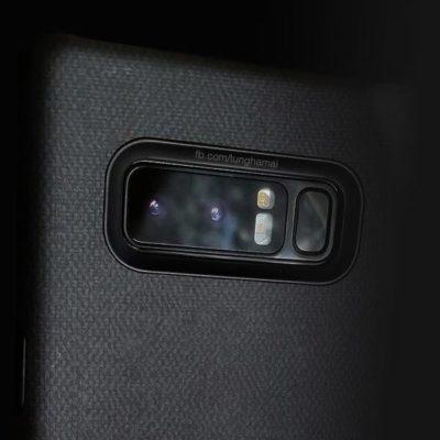 Note 8 kan bli den første Samsungen med tokamera-oppsett.