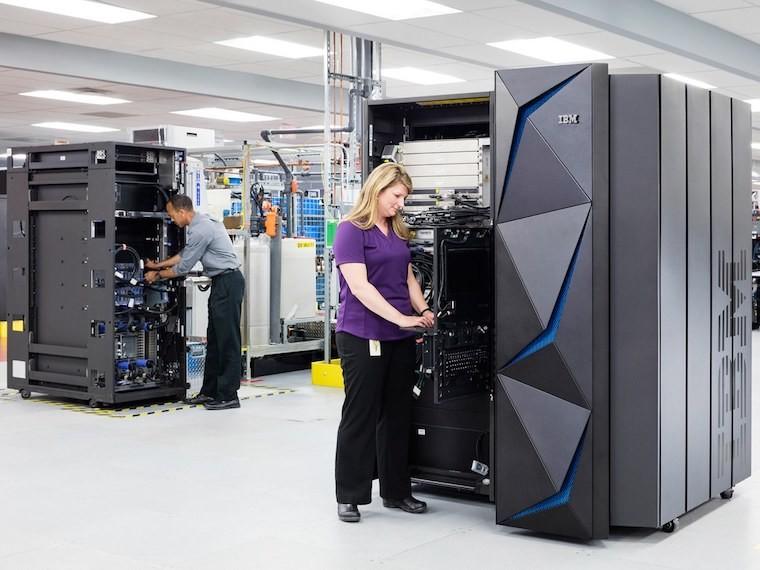 IBM Z er neste generasjons datakryptering.