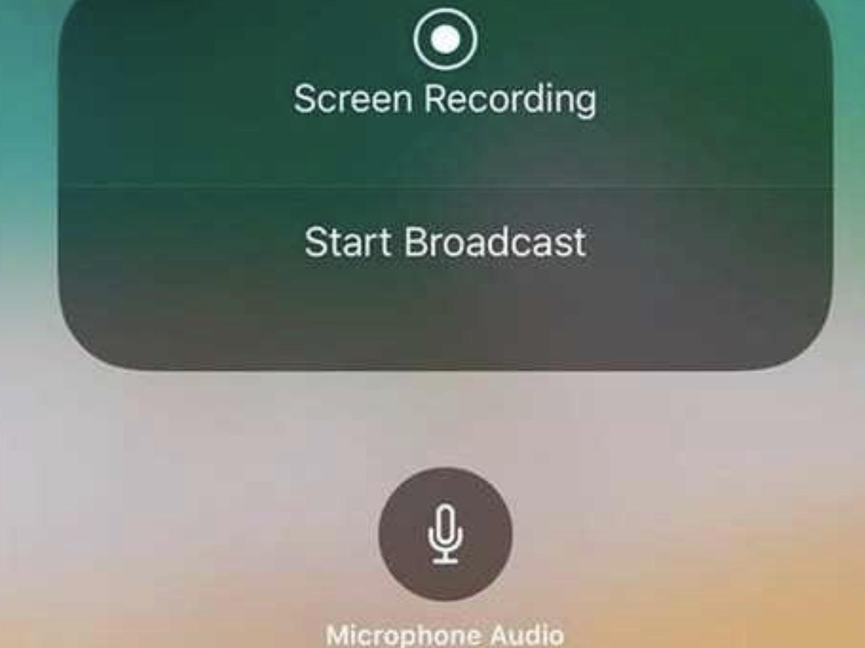 Det blir i iOS 11 mulig å direktestrømme video fra mobilen.