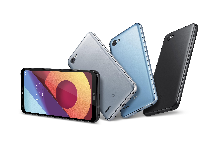 LG Q6 skal tilby mange av premiumfunksjonene til LG, som FullVision-skjerm og nær rammeløs desing, til en billigere pris.