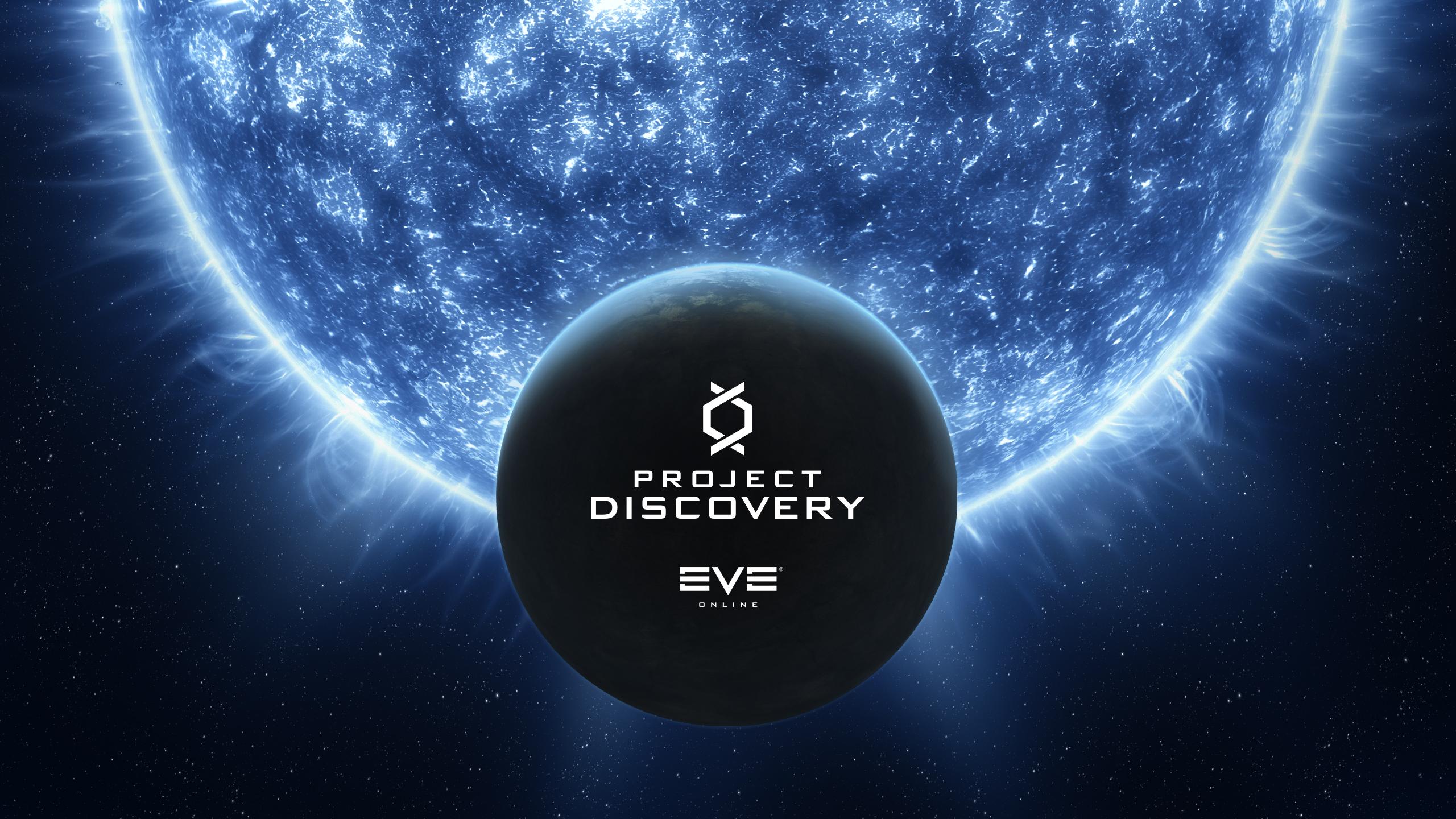 Med den siste oppdateringen av EVE Online kan du jakte på ekte planeter i Project Discovery.