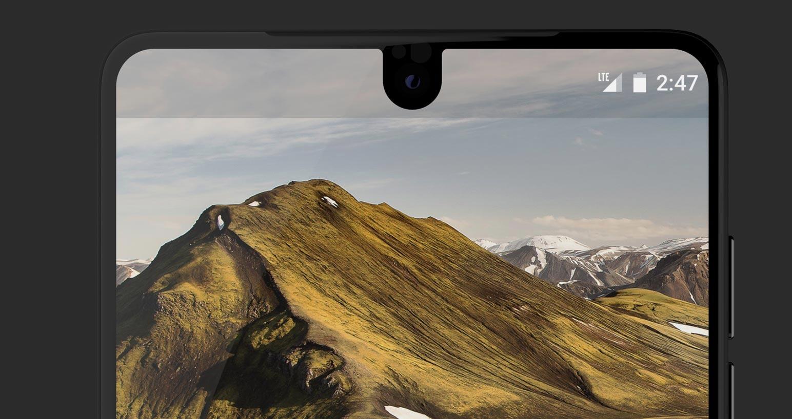 Andy Rubins egen mobil, Essential Phone, lanseres i USA om kort tid, men også i Europa.